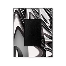 Black And White Abstract Picture Frame