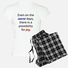Possibility For Joy Pajamas