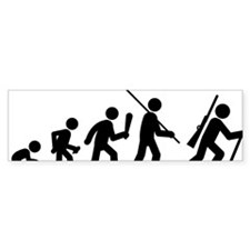 Biathlon-C Bumper Sticker