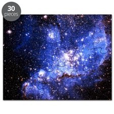 Magellanic Clouds (High Res) Puzzle