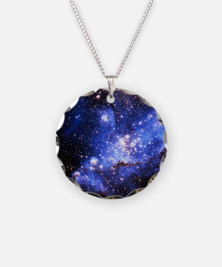 Magellanic Clouds (High Res) Necklace