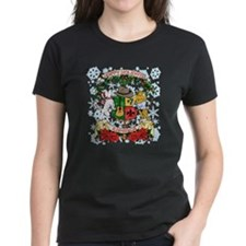 Holiday Kaniac Crest Tee