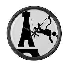 Base-Jumper-A Large Wall Clock
