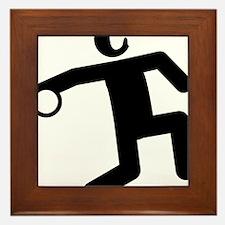 Goalball-A Framed Tile