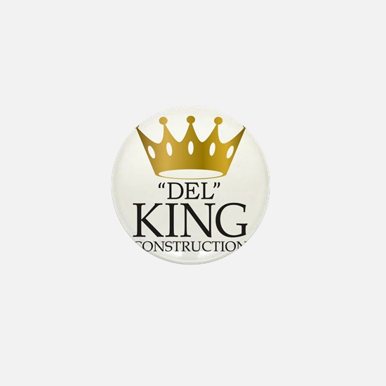 """Del King Construction from """"Multiplici Mini Button"""