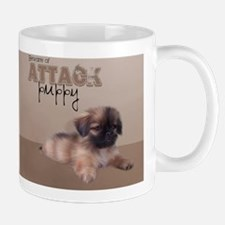 pekingese_shower_curtain Mug