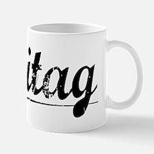Freitag, Vintage Mug