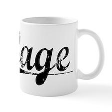 Gage, Vintage Mug