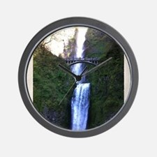 Multnomah falls, OR Wall Clock