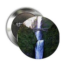 "Multnomah falls, OR 2.25"" Button"
