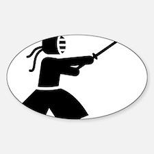 Kendo-A Decal