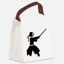 Kendo-A Canvas Lunch Bag