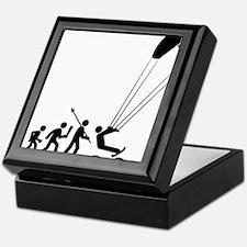 Kiteboarding-C Keepsake Box