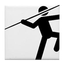 Javelin-A Tile Coaster