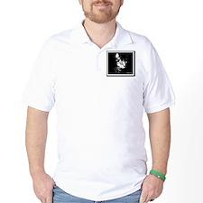 PookieWineLabelBorder T-Shirt