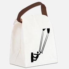 Kitesurfing-A Canvas Lunch Bag