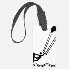 Kitesurfing-A Luggage Tag