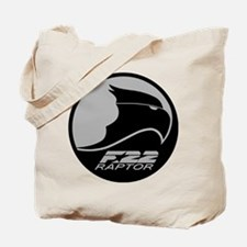 F-22 Raptor - Grey Tote Bag