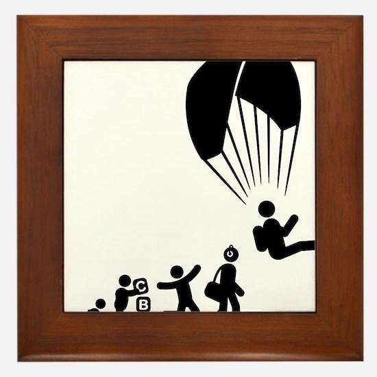 Paragliding-E Framed Tile