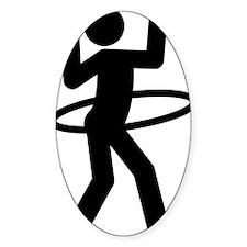 Hula-Hoop-A Decal
