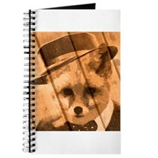 Fox in the hat Journal