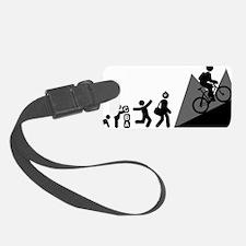 Mountain-Biking-E Luggage Tag