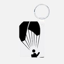Paragliding-A Keychains