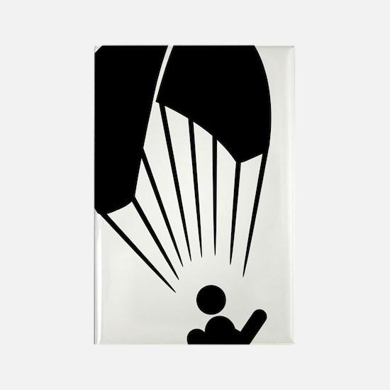 Paragliding-A Rectangle Magnet