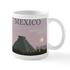 Vintage Mexico Sunset Mug