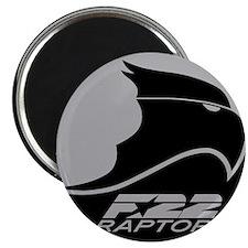 F-22 Raptor - Grey Magnet