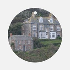 Port Isaac 1 Round Ornament