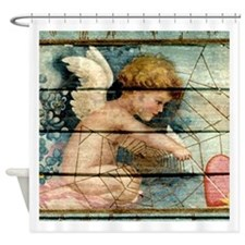 Lil Cupid Shower Curtain
