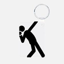 Shot-Put-A Keychains