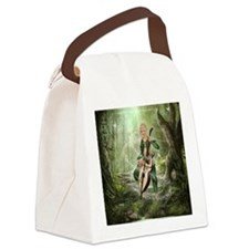 tef2_shower_curtain Canvas Lunch Bag