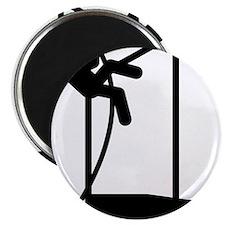 Pole-Vault-A Magnet