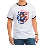 Patriotic Guy Ringer T