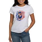 Patriotic Guy Women's T-Shirt
