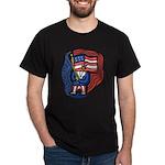 Patriotic Guy Dark T-Shirt