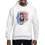 Patriotic Guy Hooded Sweatshirt