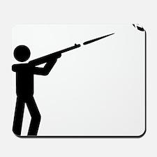 Skeet-Shooting-A Mousepad