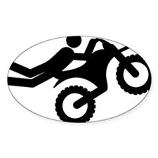 Motocross-A Decal