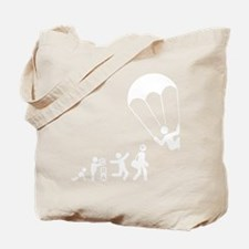 Parachuting-F Tote Bag