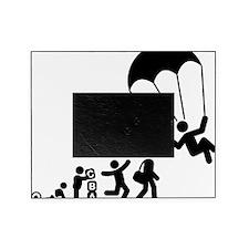 Parachuting-E Picture Frame