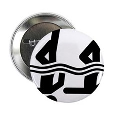 "Synchronized-Swimming-A 2.25"" Button"