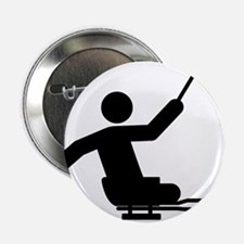 "Physically-Challenge-Sled-Hockey-A 2.25"" Button"