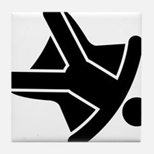 Skydiving-A Tile Coaster