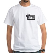 White JULIO T-Shirt