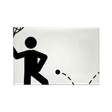 Squash-A Rectangle Magnet