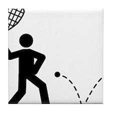 Squash-A Tile Coaster