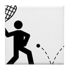 Racquetball-A Tile Coaster